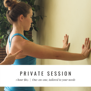 1 hour Private Session